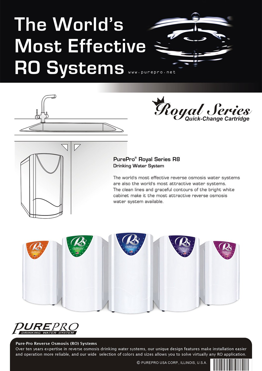 PurePro Royal Series